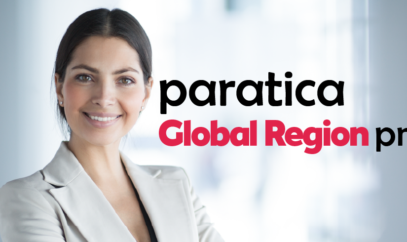Announcing the Launch of the Paratica Global Region Program