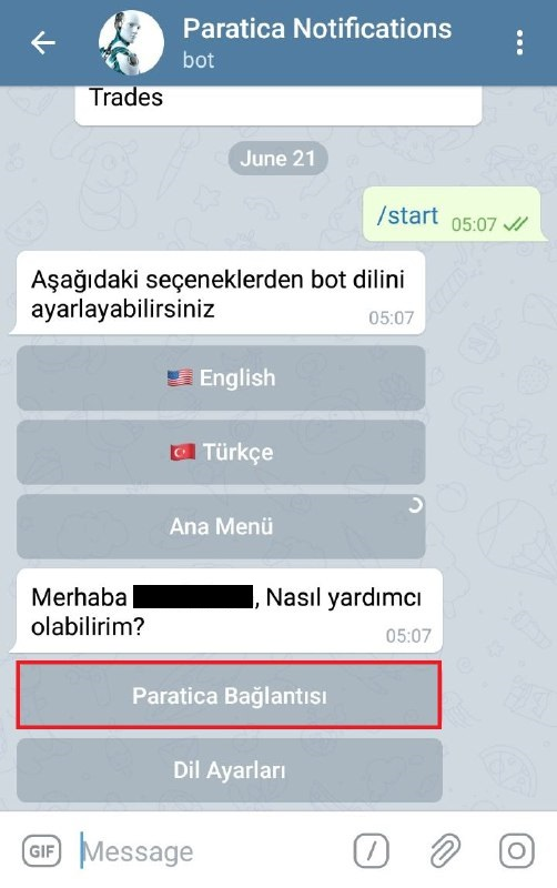 Paratica Telegram Bildirimleri-3