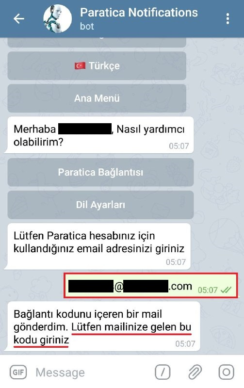 Paratica Telegram Bildirimleri-4